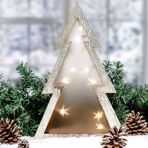 Christmas Tree with Star Effect