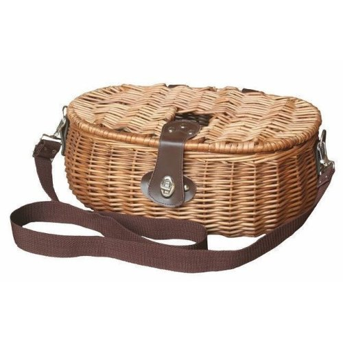 Fishing Tackle Creel Basket