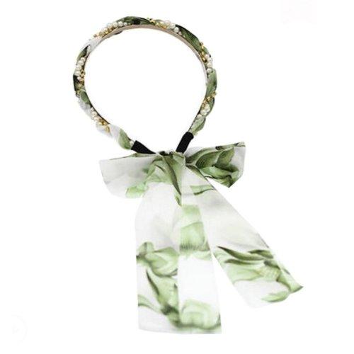 Sweet Girl Hair Ribbon Headband Headdress Hair Accessories [H]