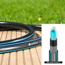 1/2 3/4 1inch Heavy Duty 6-layer Garden Hose Watering Pipe Reel Hosepipe