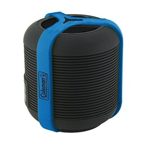 COLEMAN CBT13 BL Aktiv SoundsTM Waterproof BluetoothR Mini Speaker Blue