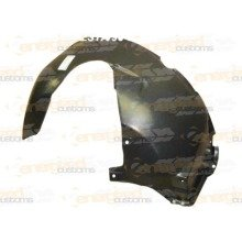 Ford Fiesta Mk4/mk5 1996-2002 Front Wing Arch Liner Splashguard Left N/s