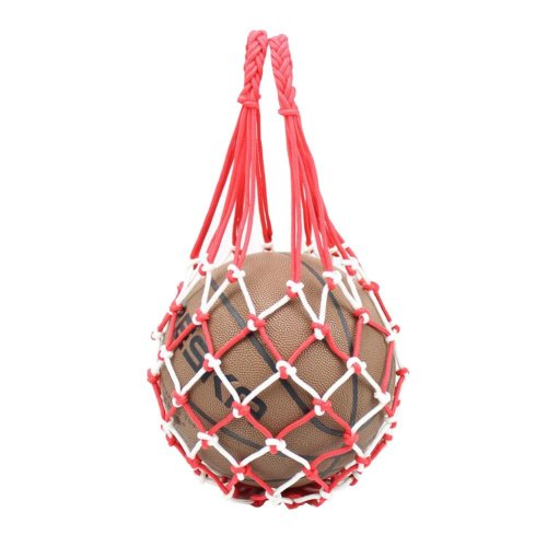 Multifunctional Vegetable/Fruit Net Bag Basketball/Soccer Storage Mesh Bag