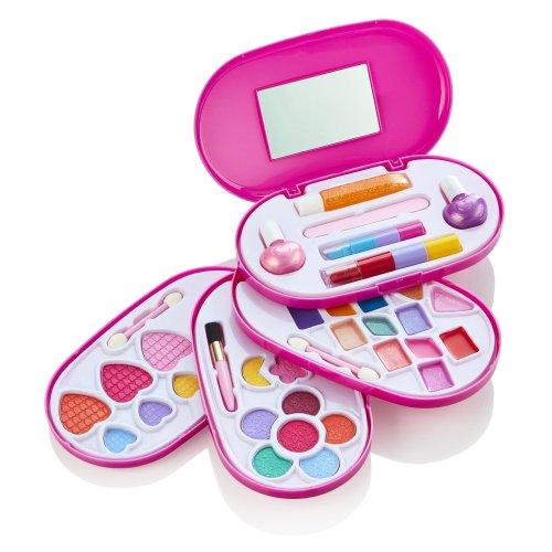 Little Fairy Princess 4-Tier Makeup Set | Makeup Play Set