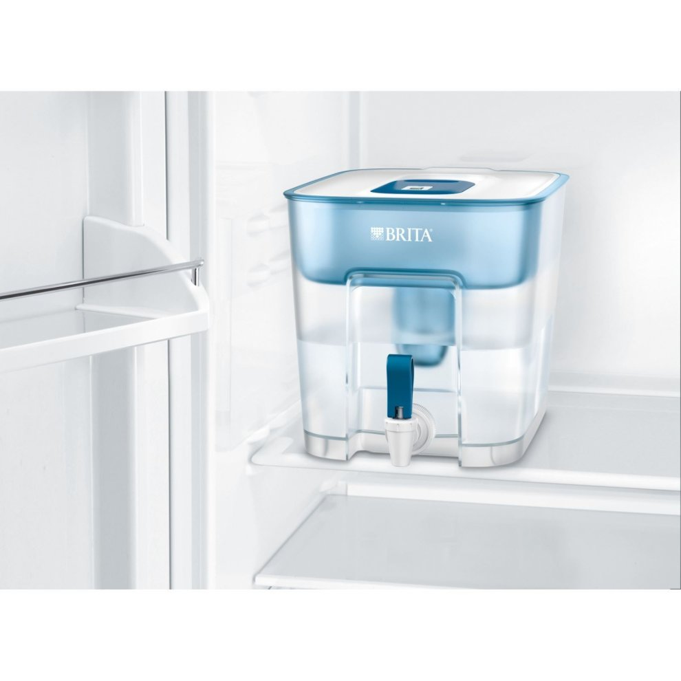 Brita Fill Amp Enjoy 8 2l Flow Water Filter Jug Cartridge On