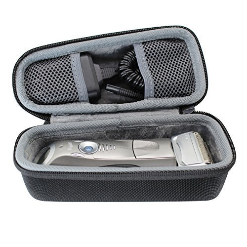 Hard Travel Case Bag for Braun Series 5 7 9 Mens Electric Foil Shaver Razor Trimmer 790cc 7865cc 9290cc 9090cc 5090 5050cc by VIVENS