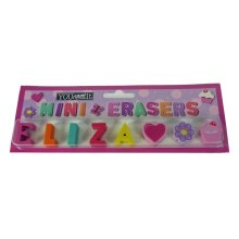 Childrens Mini Erasers - Eliza