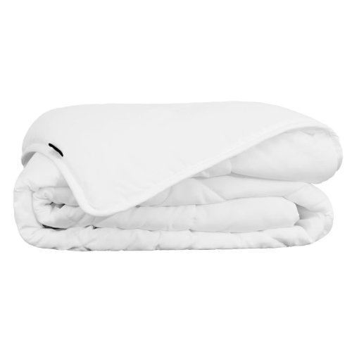 vidaXL Summer Duvet/Quilt 240x220 cm White