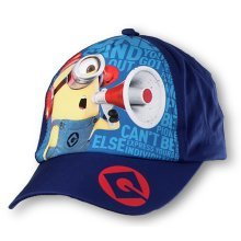 Minions Baseball Cap - DBI Navy