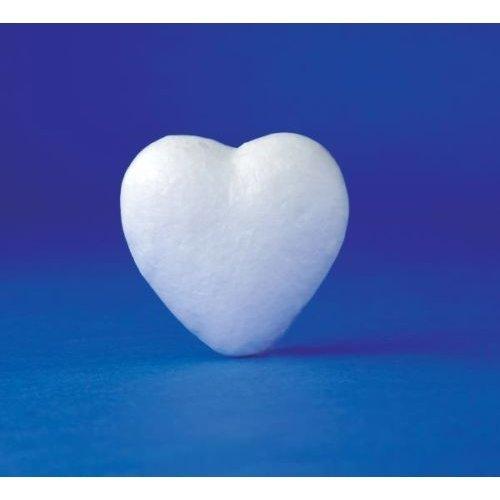 80mm 25 Piece Foam Hearts Pack - Playbox Pieces Pbx2470295 Pcs -  foam hearts 25 playbox 80mm pieces pbx2470295 pcs