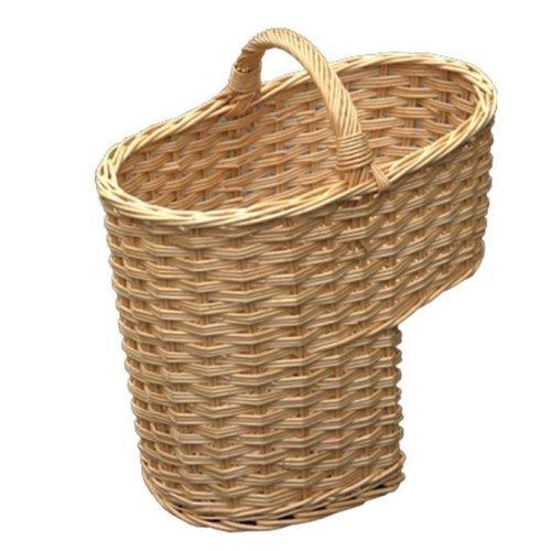 Single Weave Stair Basket