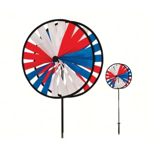 In The Breeze ITB2755 Patriot Double Fabric Spinner