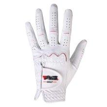 Summer Sun-proof Golf Gloves Women Protection Non-slip,White&Pink(#20)