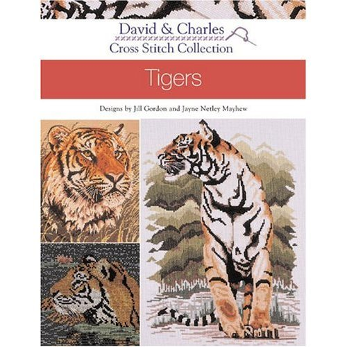 Tigers (Cross Stitch Collection)
