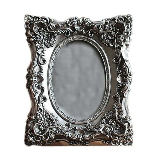 6-inch Photo Frame European Style Carving Photoframe and Home Decoration
