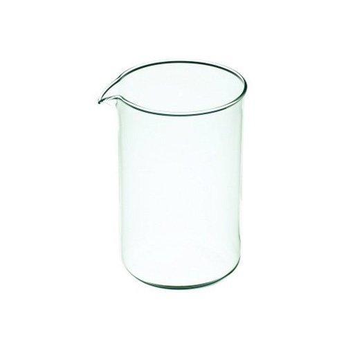 KitchenCraft Le'Xpress 6-Cup Cafetière Replacement Glass Jug, 850 ml (1.5 Pints)