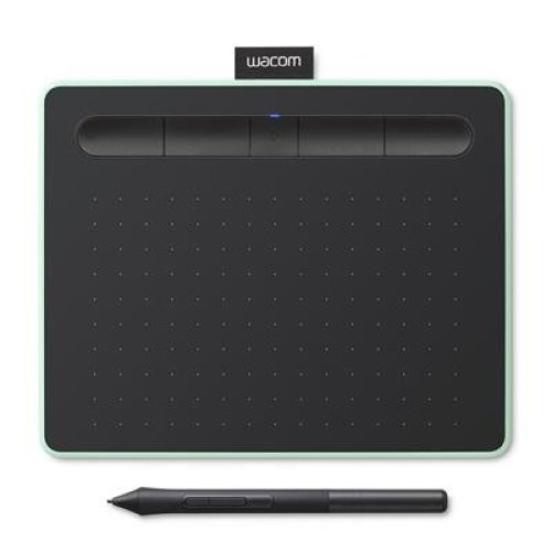 Wacom Intuos Small Tablet with Bluetooth - Pistachio