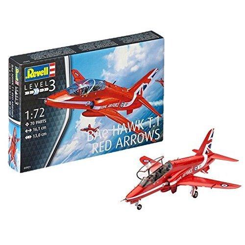 Revell 1:72 - BAE Hawk T.1 Red Arrows