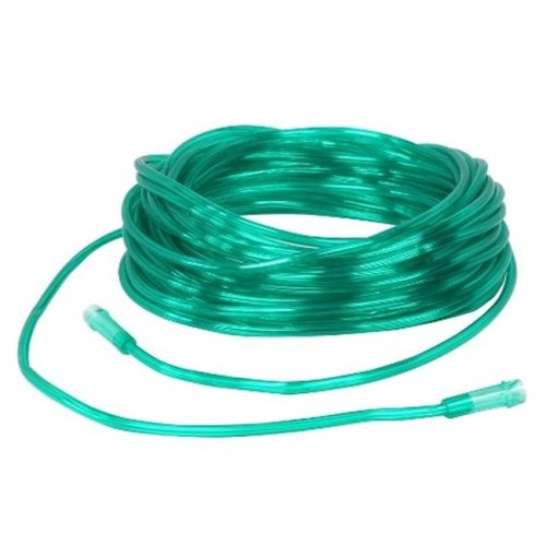 Sunset Healthcare Solutions RES3050G Green - 50 ft. Oxygen Supply Tube
