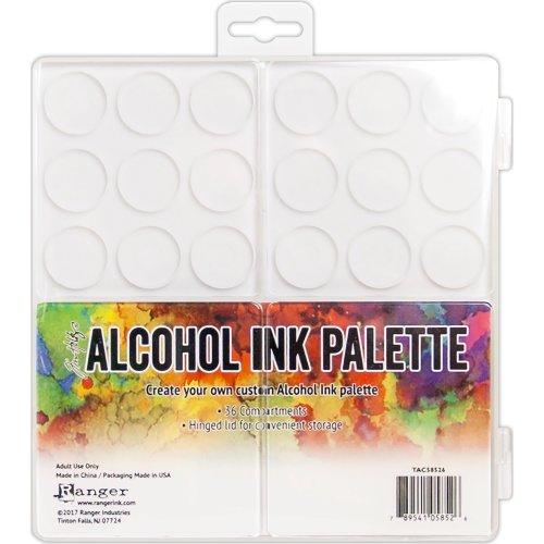 Tim Holtz Alcohol Ink Palette-