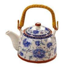 Japanese Style Porcelain Tea pot Home Office Teapot Restaurant Special Decor-A04