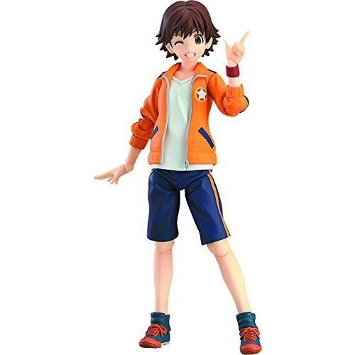 Max Factory The Idol Master: Cinderella Girls: Mio Honda (Jersey Version) Figma Action Figure
