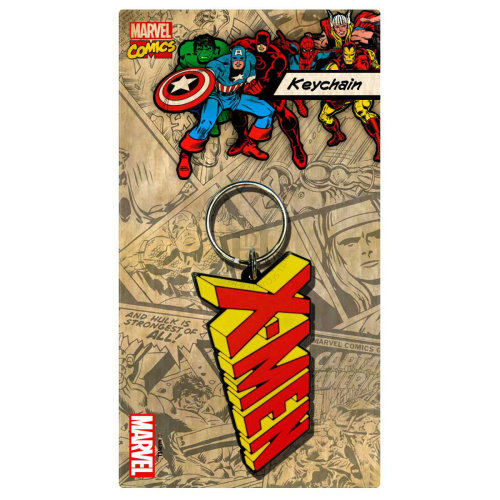 Marvel - X-Men Logo Keychain