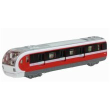 Simulation Locomotive Toy Model Trains Toy Subway, Red ( 18.5*4.5*3.5CM)