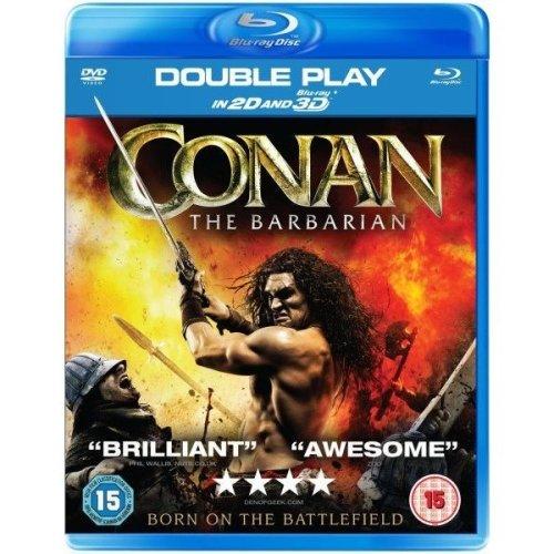 Conan - Double Play (blu-ray and Dvd)