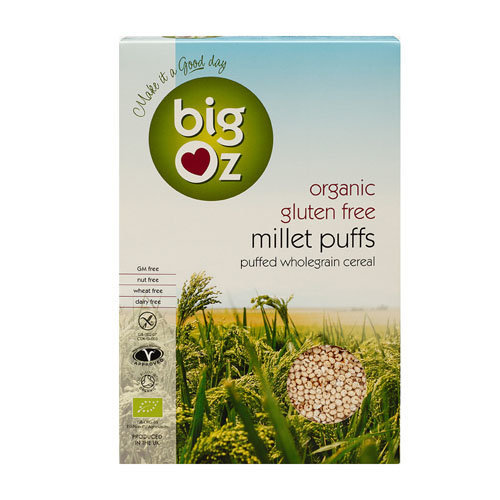 Big Oz Millet Puffs | 225g x 5