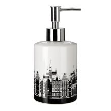 Skyline Printed Soap & Lotion Dispenser