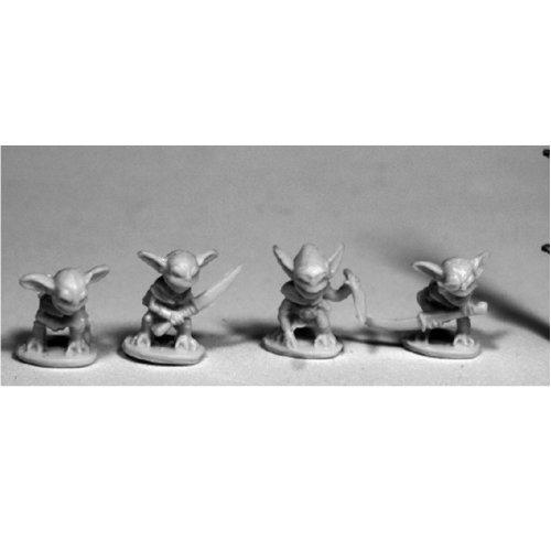 Reaper Miniatures Bones 77497 Gremlins (4)