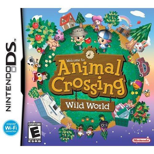 Nintendo Ds - Animal Crossing: Wild World (Nintendo DS)