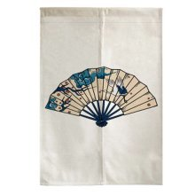 Home/Office Decor Door Hallway Curtain Japanese Tapestry Entrance Commercial Curtain, #04