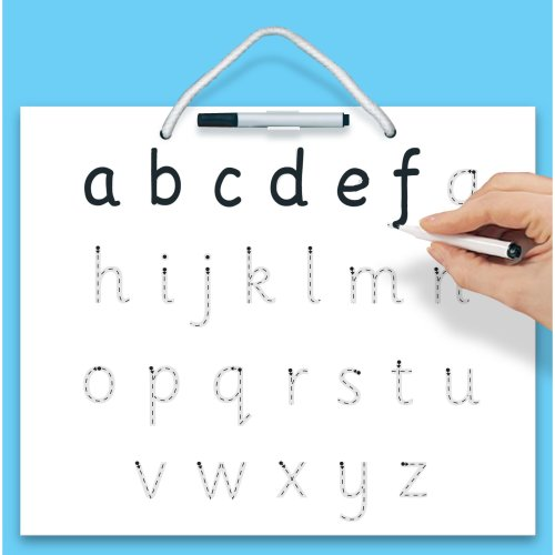 My First Wipe Clean a-z Board with 2 wipe clean pens