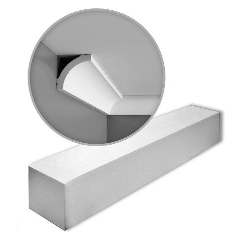 Orac Decor CB521 BASIXX 1 Box 39 pieces Cornices Mouldings | 78 m