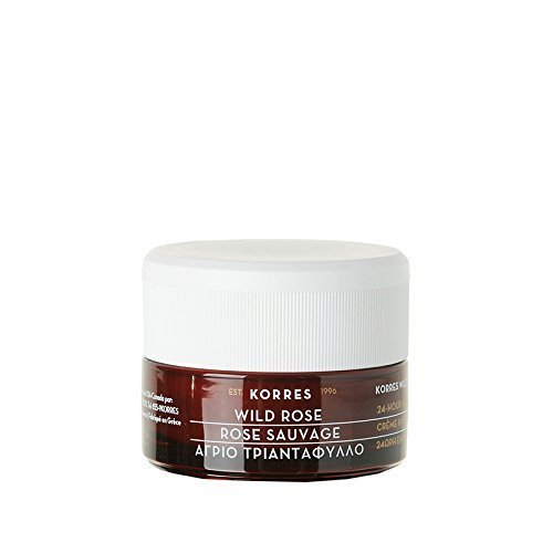 KORRES Wild Rose Hydrating and Brightening Moisturiser for Oily to Combination Skin 40 ml