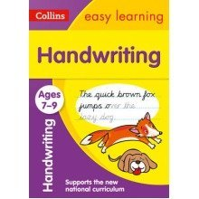 Collins Easy Learning Ks2: Handwriting Ages 7-9