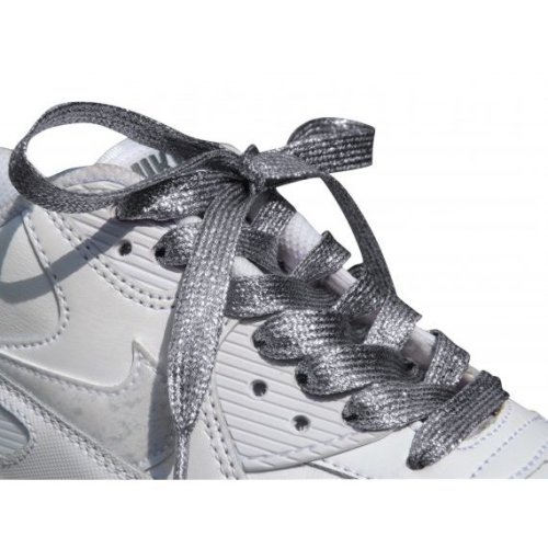 Dance and Skate Boots Coloured Metallic