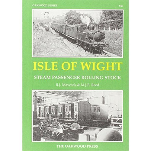 Isle of Wight Steam Passenger Rolling Stock (Series X)