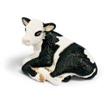 Schleich Holstein calf lying