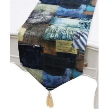 Personality Coffee Table Cloth Elegant Table Runners Table Cloth Tablecloths