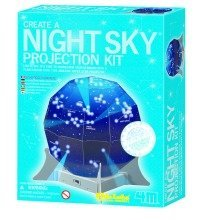 Create A Night Sky Projection Kit - Kidz Labs Children's Creative Set