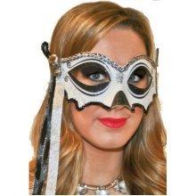 Fangtastic Halloween Skull Masquerade Masks - Costume / Accessories 996709