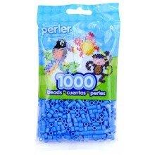 Prl19009 - Perler Beads - 1000 Pc Pack - Light Blue