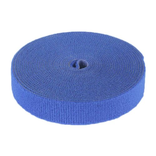 Fastening Tape Cable Ties Double Side Hook Loop Strap Roll - 06