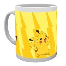 Pokemon Pikachu Evolve Mug