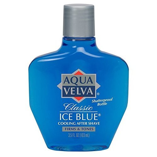 Aqua Velva Ice Blue After Shave 35 Ounce (103ml) (2 Pack)